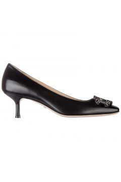 Damenschuhe leder pumps mit absatz high heels malaga kid dionysus(99831125)