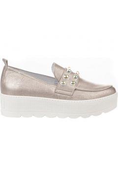 Chaussures Louisa Mocassins femme - - Beige rose - 36(115500036)