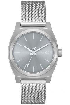 Nixon The Medium Time Teller Milanese grijs(116554117)