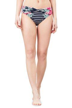 Joules Belle Bikiniunterteil - Navy Stripe Floral(114381189)