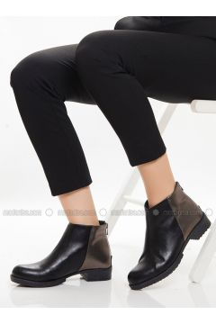 Silver tone - Boot - Boots - Ayakkabı Havuzu(110333637)