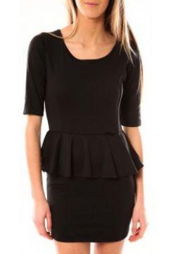 Robe Tcqb Robe Moda Fashion Noir(115471557)