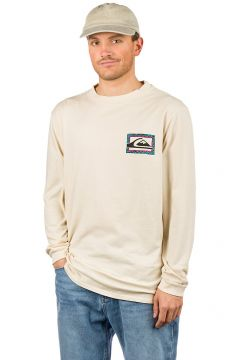 Quiksilver Tasty Vibes Long Sleeve T-Shirt wit(116337158)
