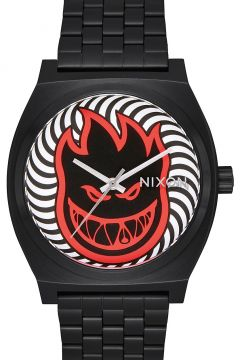Nixon X Spitfire The Time Teller zwart(89736195)