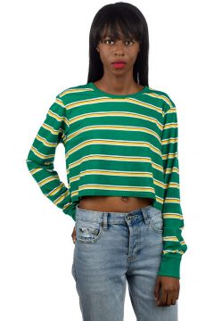 Zine Hannah Long Sleeve T-Shirt groen(85177120)