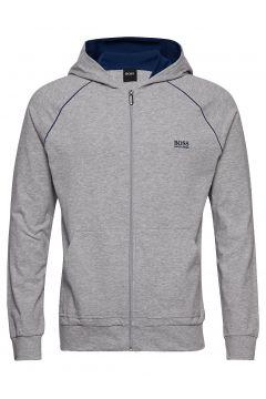 Mix&Match Jacket H Hoodie Pullover Grau BOSS(114355550)