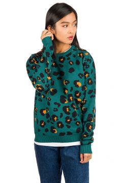 Dedicated Arendal Lynx Pullover groen(96894410)