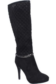 Bottes Braccialini bottes noir daim BX05(115442458)