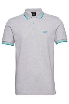Paddy Polos Short-sleeved Grau BOSS(114468398)