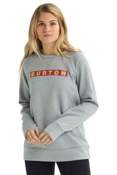 Burton Oak Crew Sweater grijs(95393696)