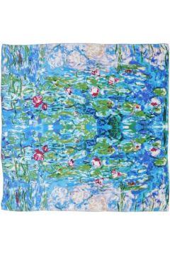 Echarpe Silkart Carré de soir Claude Monet Nymphéas(88481028)