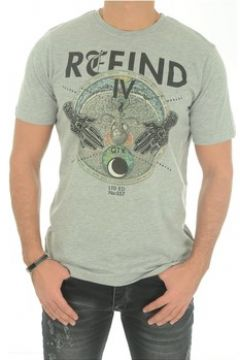 T-shirt John Richmond Tee Shirt Coton Printé Mattiuso -(88696094)