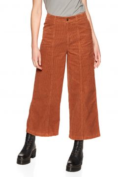 Element Wide Awake Damen Trousers - Ginger Bread(100270491)