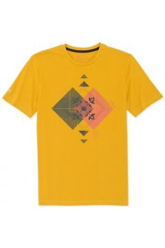 T-shirt Oxbow T-shirt Tespry jaune(115534759)