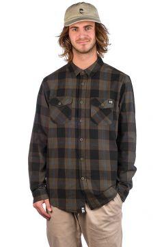 Salty Crew Inshore Flannel Shirt groen(100354959)