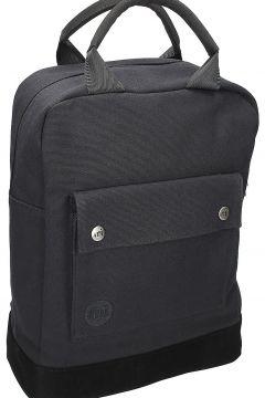 Mi-Pac Tote Canvas Backpack zwart(92097044)
