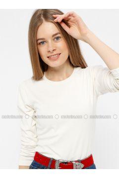 Cream - Cotton - Corset - Meliana(110316577)