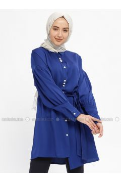Saxe - Point Collar - Tunic - Mileny(110329358)