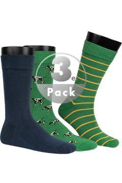 Barbour Socken 3er Pack green MAC0223GN51(78684102)