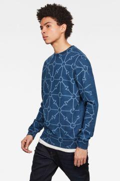 Gradient Indigo Sweater(109241353)