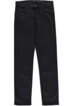 Gant Straight Leg Trousers - Navy(110458329)