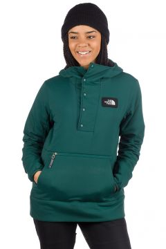 THE NORTH FACE Mountain Shredshirt Fleece Jacket ponderosa green(97850587)