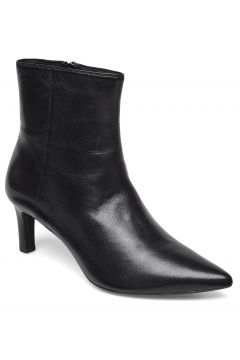 D Bibbiana B Shoes Boots Ankle Boots Ankle Boots With Heel Schwarz GEOX(114161898)