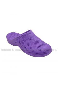 Purple - Sandal - Slippers - Gezer(110328611)
