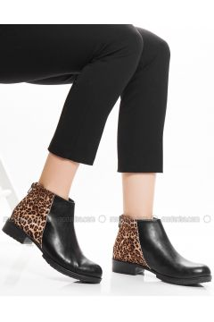 Black - Boot - Boots - Ayakkabı Havuzu(110340087)
