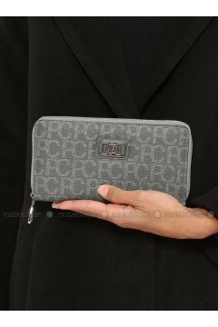 Gray - Wallet - Pierre Cardin(110330646)