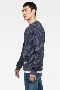 Brush Camo Sweater(114151184)
