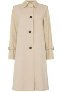 Max Mara Weekend Lux single breast long coat - Beige(110455431)