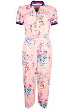 Combinaisons Tommy Jeans Combinaison Tommy Jean corail avec motif fleur pour femme(115399712)