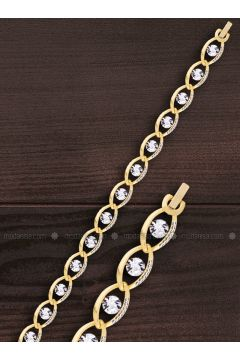 Golden tone - Bracelet - Forivia Accessories(110334060)