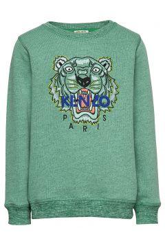 Tiger Jb 5 Sweat-shirt Pullover Grün KENZO(108574994)