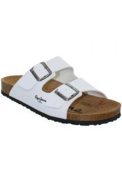 Tongs Pepe jeans Sandales ref_pep36933-blanc(115555841)