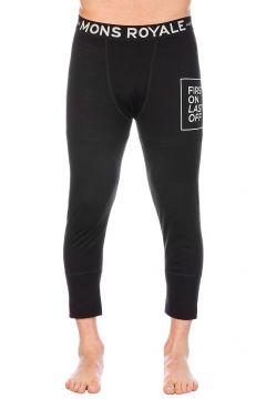 Mons Royale Merino Shaun-Off 3/4 Tech Pants black(104269334)
