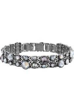 Armband mit Swarovski Kristallen Konplott Weiß(111496671)