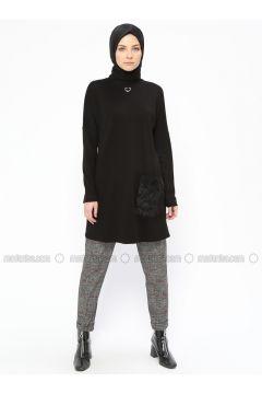 Black - Plaid - Pants - NZL(110316634)