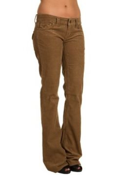 Jeans Pull And Bear Pantalon en velours Pull Bear Marron(101543487)