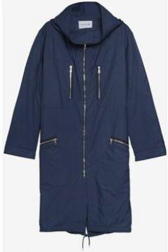 Parka Lacoste Fashion Week Windbreaker Navy(115483785)