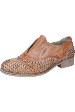 Chaussures Onako ONAKO\' élégantes marron cuir clous BZ628(88514640)