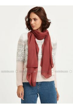 Red - Shawl - LC WAIKIKI(110314967)