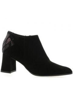 Boots Elizabeth Stuart Boots cuir velours(115614098)
