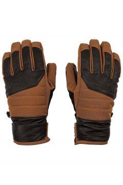 Volcom Tonic Gloves bruin(114566126)
