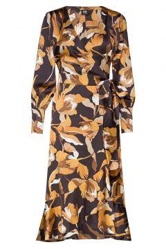 Tammy Dress Kleid Knielang Braun TWIST & TANGO(114164272)