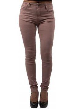 Jeans skinny Primtex Jean slim rose taille haute ultra stretch - Jeaniful(88678727)