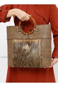Camel - Shoulder Bags - Kayra(110317954)