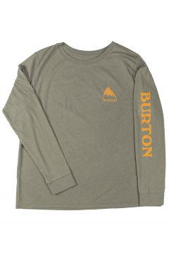 Burton Elite Long Sleeve T-Shirt bruin(85169430)