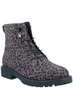 Bottines Carmela Shoes Carmela 66860 Botiness Militares Animal Print de Mujer(101743770)